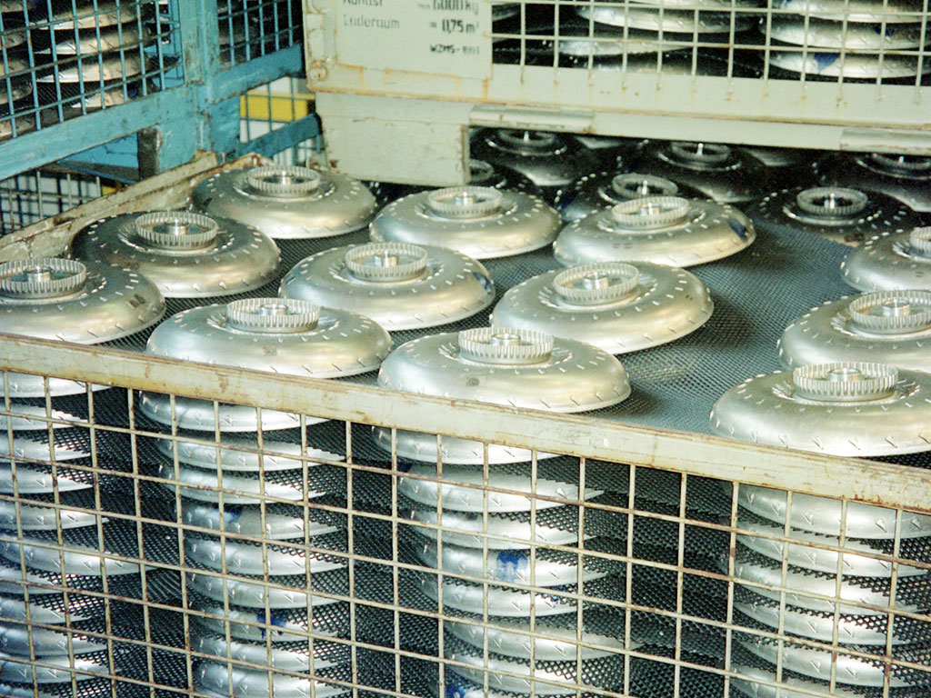 Gitterschutzmatten Beispiel 01