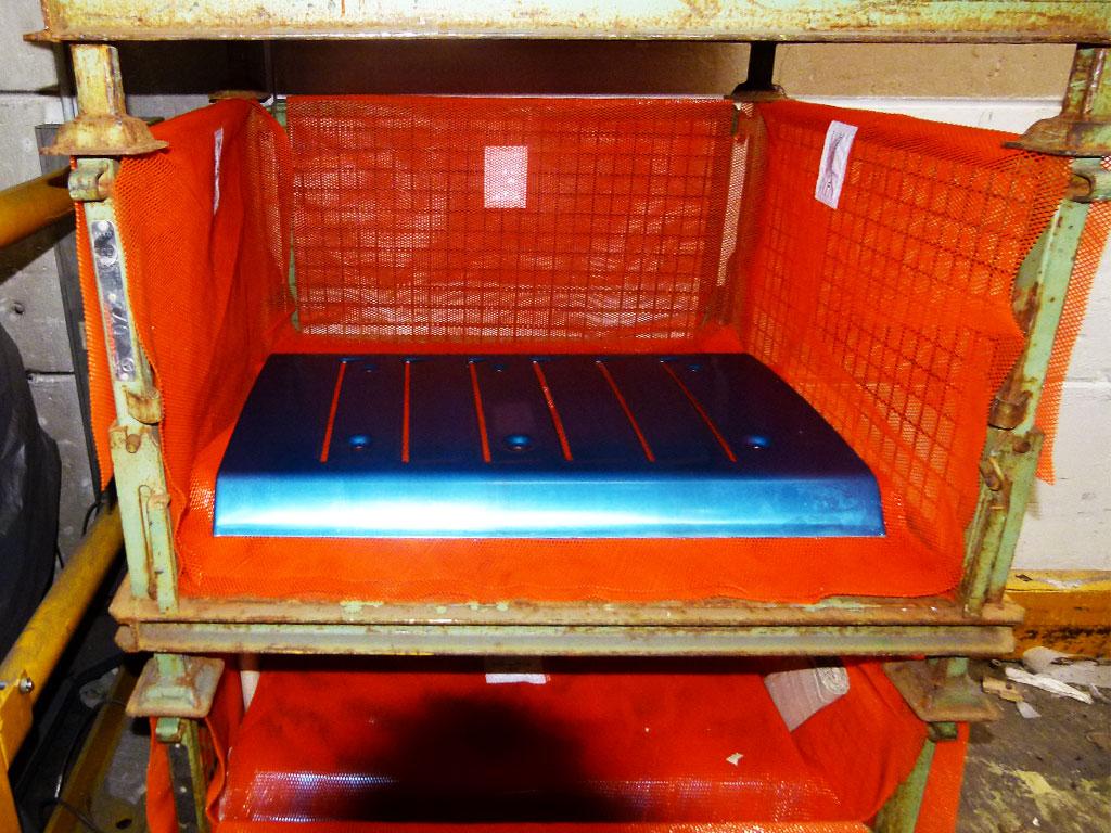 Gitterschutzmatten Beispiel 11